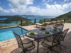 Casa YaYa: Breathtaking views from this St John Villa.  Romance abounds!Vacation Rental in Coral Bay from @HomeAway! #vacation #rental #travel #homeaway