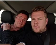 Donny & James Corden  3/5/2017