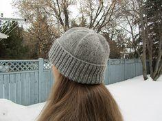 Basic Hat Pattern by Ann Budd