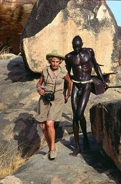 (1) THE NUBA - MASAKIN - QISAR | From 1962 till 1977, Leni Riefenstahl had been living as the first white woman with a special permission issued by the Sudanese government in the remote valleys of the central Sudan among the mysterious Nabu tribes, had studied their way of life and recorded it on film in pictures of unusual fascination for eternity.