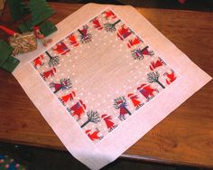 scandinavian needle point christmas ornaments | mail: p.o. box 113182; stamford, ct 06911 usa