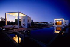Gallery of Saunas and Pools in Atacama / Germán del Sol - 14