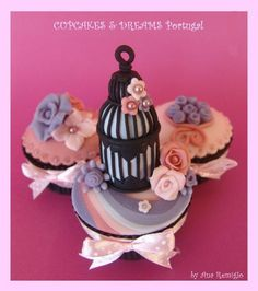 A LIFE TOGETHER... - Cake by Ana Remígio - CUPCAKES & DREAMS Portugal