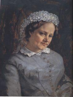 Gustave Courbet, Madame Proudhon, 1865, Paris, Musée d'Orsay