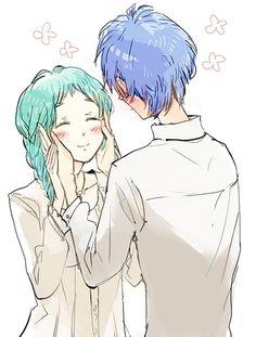 Minato Arisato & Fuuka Yamagishi - Persona 3 - Makoto Yuuki? Leer eso me indigno y en parte, me arruino la tarde. - Fotolog