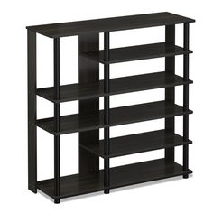 Shoe Rack Oak, Black Shoe Rack, Shoe Rack With Shelf, Rack Shelf, Shoe Racks, Shoe Storage, Storage Rack, Storage Shelves, Shelving