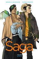 Saga - Volume 1 - Prima ristampa