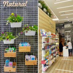 Proyecto de diseño, mobiliario y reforma de la farmacia Gómez Taylor, entra y mira las imágenes