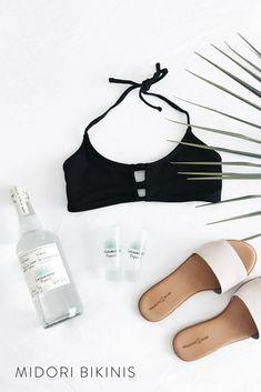 0e716cd42f317 Midori Bikinis  Mau Loa top in Malu (black)  bikini  bikinitop