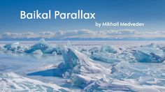 "This is a video that is made of 2.5D animated photos I took in the period of 2012-2016 at the Lake Baikal and the region: Olkhon island, Small Sea, Round Baikal Rail Road (КБЖД), Kurma bay, Mamai – a snowboarding spot in Khamar-Daban Mountains.  The music was originally composed for Vasily Medvedev's documentary ""Нити добра"" / ""Threads of Goodness"" (no, Vasily is not my brother or some other kind of a relative – it's a funny coincidence that turned out to be a effective and creative union)."