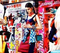 fashion editorials, shows, campaigns & more!: street art: isabella melo by troyt coburn for marie claire australia october 2013 Marie Claire Australia, Brand Campaign, Ad Campaigns, Fashion Editorials, October 2013, Editorial Fashion, Optimism, Print Patterns, Street Art
