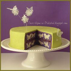 torta con farfalle © onceuponatime
