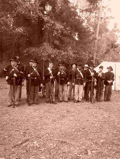 The Company A 9th Arkansas/Company B 9th Wisconsin