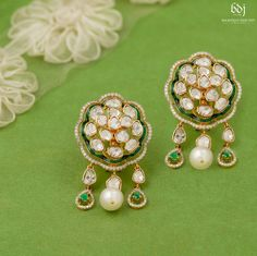 Picture from Balkishan Dass Jain Jewellers Photo Gallery on WedMeGood. Browse more such photos & get inspiration for your wedding Plan Your Wedding, Wedding Blog, Wedding Planner, Photo Galleries, Wedding Inspiration, Jewels, Earrings, Wedding Planer, Ear Rings