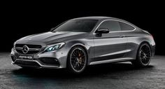 2017 Mercedes-AMG C63 Coupe: This Is Officially It