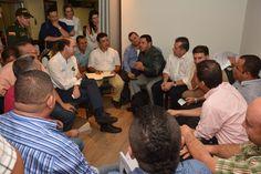 Ministro de Ambiente se comprometió a impulsar los proyectos de Risaralda ante el Gobierno Nacional