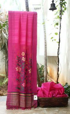 JAMDANI MATKA SILK L04466 | Lakshmi