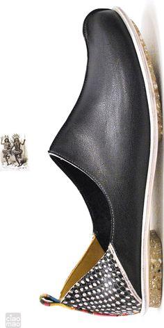O bom selvagem - Sapato feminino SHEIK - Women's shoes of the Brazilian brand CIAO MAO - www.ciaomao.com