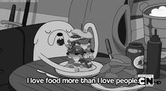 adventure time (this is a sentiment I share sometimes)