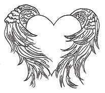 Heart with Wings Tattoo by ~Metacharis on deviantART. Description from pinterest.com. I searched for this on bing.com/images