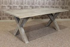 limed oak farmhouse table