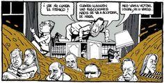 Rajoy tiene esperanza para las próximas elecciones, la viñeta de Ferreres del domingo 27 de enero del 2013 www.elperiodico.com #Humor