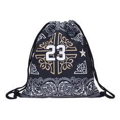 2016 New Drawstring Bag Women Backpack 3d Printing Patchwork Softback Mochila Feminina Harajuku Unisex Backpacks BP043