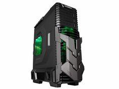 Raidmax Agusta Full Tower Case - Titan Black at Xoxide! Pc Parts, Computer Case, Tower, Black, Computers, Pc Gamer, Rigs, Desktop, Nerd