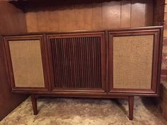 1959 Motorola Tube Phonograph Console Stereo | For the Home ...