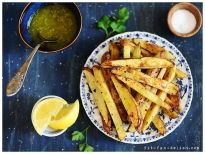 Greek Roasted Potatoes » Fit, Fun & Delish! A food blog for healthy recipes, comfort food and indulgent desserts