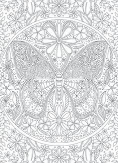 Wild Kingdom Adult Coloring Book 31 Stress Relieving Designs