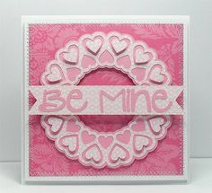 Be Mine by BirdsCards - Cards and Paper Crafts at Splitcoaststampers
