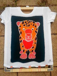 Batik sur t-shirts garçon 5-6