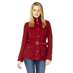 Quinton Wax Jacket - SALE from Ness Clothing
