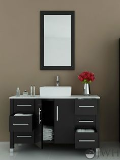 218 best modern vanities images in 2019 modern vanity bathroom rh pinterest com