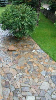 Cabinet Gorge....the Perfect Backyard Beauties! Stone PorchesStone  PatiosFlagstoneGreat ...