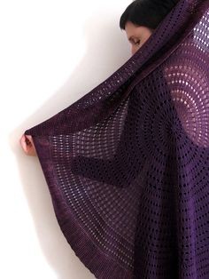 Pi Shawl by terhimon, via Flickr