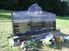 Princess Dianas Grave Stone