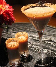 PNY Drunken Pumpkin Pie Fall Recipes: Rich Lilleys Drunken Pumpkin Pie Cocktail