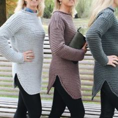 Captain Hook, Housecoat, Comfy Sweater, Pullover, Knitting, Crochet, Sweaters, Handmade, Fashion