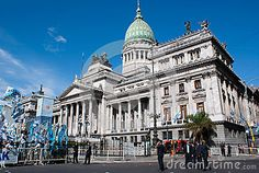 Download this Editorial Photography of Congresso Parlement Building Buenos Aires for as low as $1.67ARS. New users enjoy 60% OFF. 22,187,825 high-resolution stock photos and vector illustrations. Image: 38844472 http://www.dreamstime.com/stock-photography-congresso-parlement-building-buenos-aires-famous-landmark-here-can-be-seen-day-president-image38844472