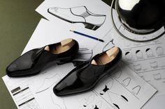 Yohei Fukuda Bespoke Shoes http://yohei-fukuda.com/