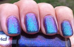 Glam Polish: Holographic