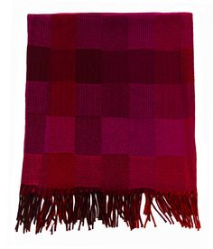 | New Season Lambswool Spectrum Red Berry | http://www.avoca.com/home/products/?search=spectrum&pid=2070