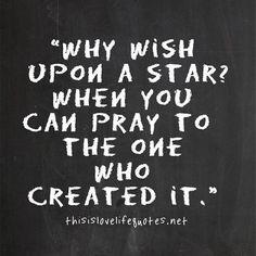 why wish...