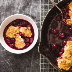 For an easy, rustic dessert, you really can't beat a cobbler.