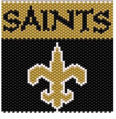 (11) Name: 'Other : Saints  Lighter Cover Pattern