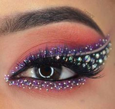 Be Evening Beauties with these Gorgeous Eye Makeup. - The Art of Makeup by @lucinda212.
