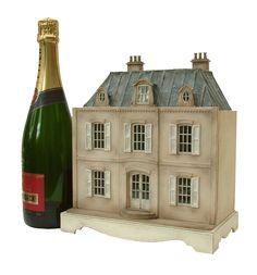 1:48th / quarter scale 'Le Petit Palais' dolls house kit by www.petite-properties.com