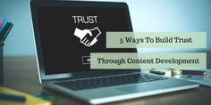 How to Build Trust Through Content Development Content serves many important purposes. Not only does it help you spread your brands message but it also builds your company voice establishes you as an authority in your industry and gives your SEO a massive boost. One of the most important things content does though is build trust. By providing value to your readers...ReadMore